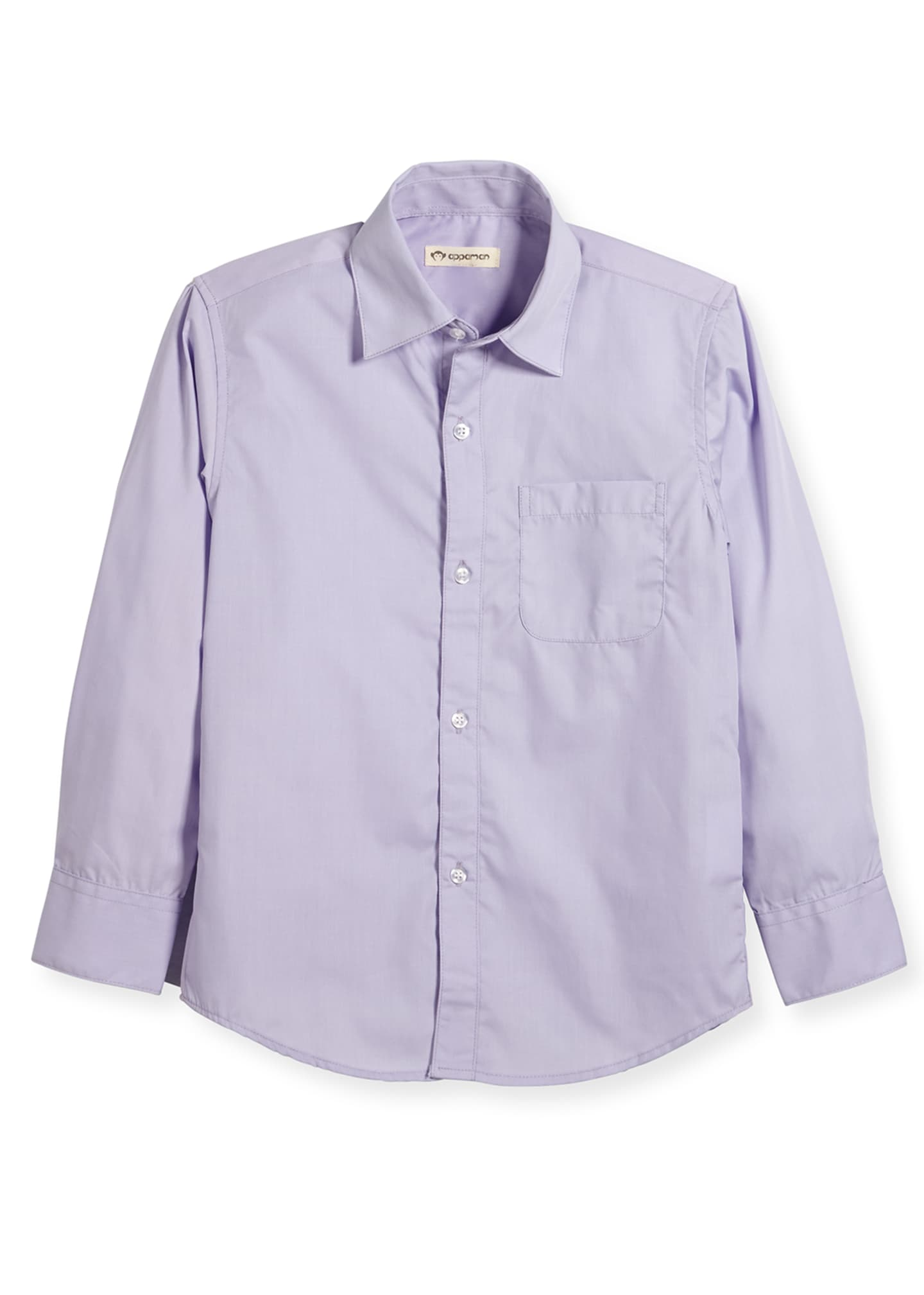Image 1 of 4: The Standard Poplin Shirt, Size 2T-14