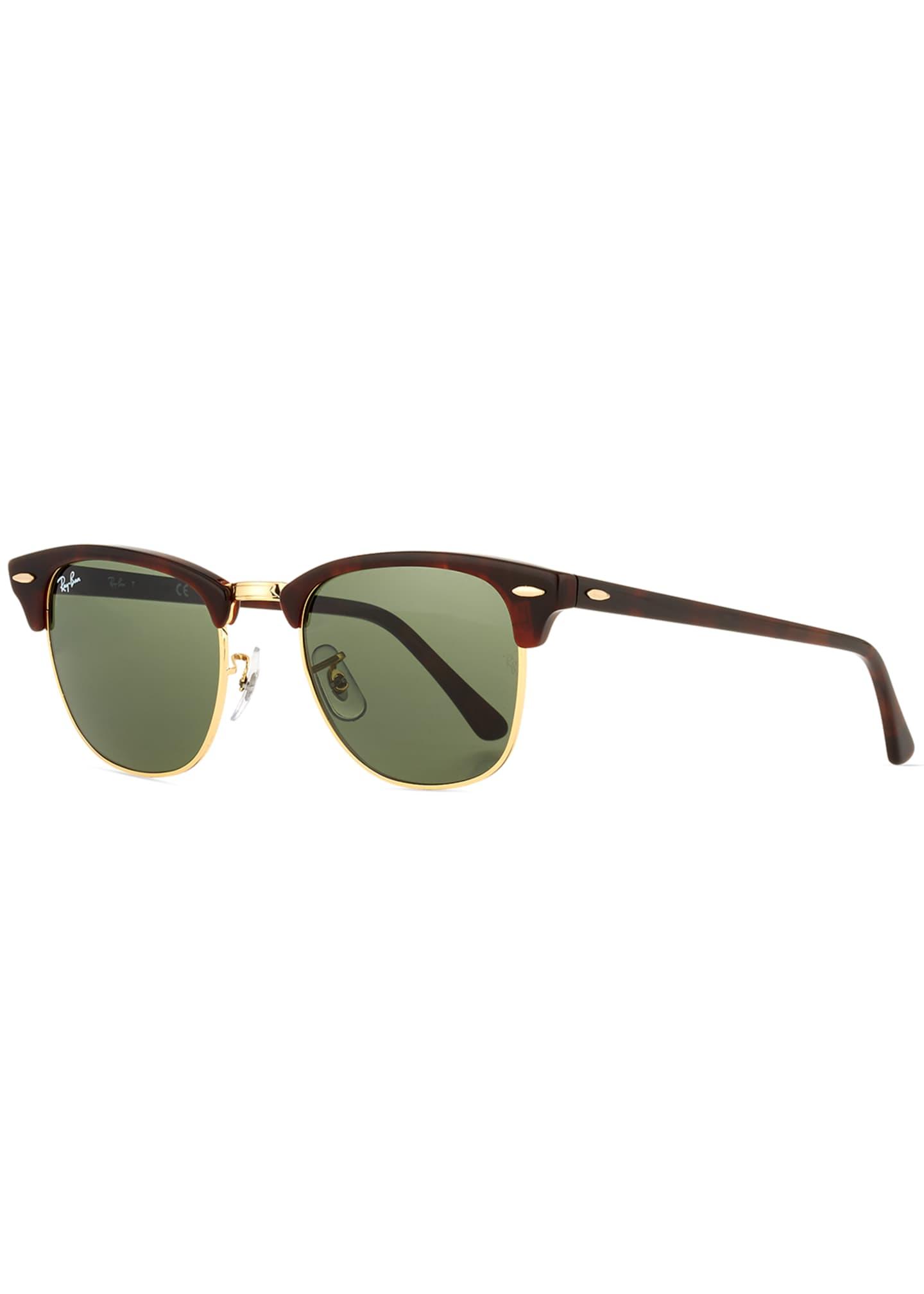 Ray-Ban Clubmaster® Monochromatic Sunglasses