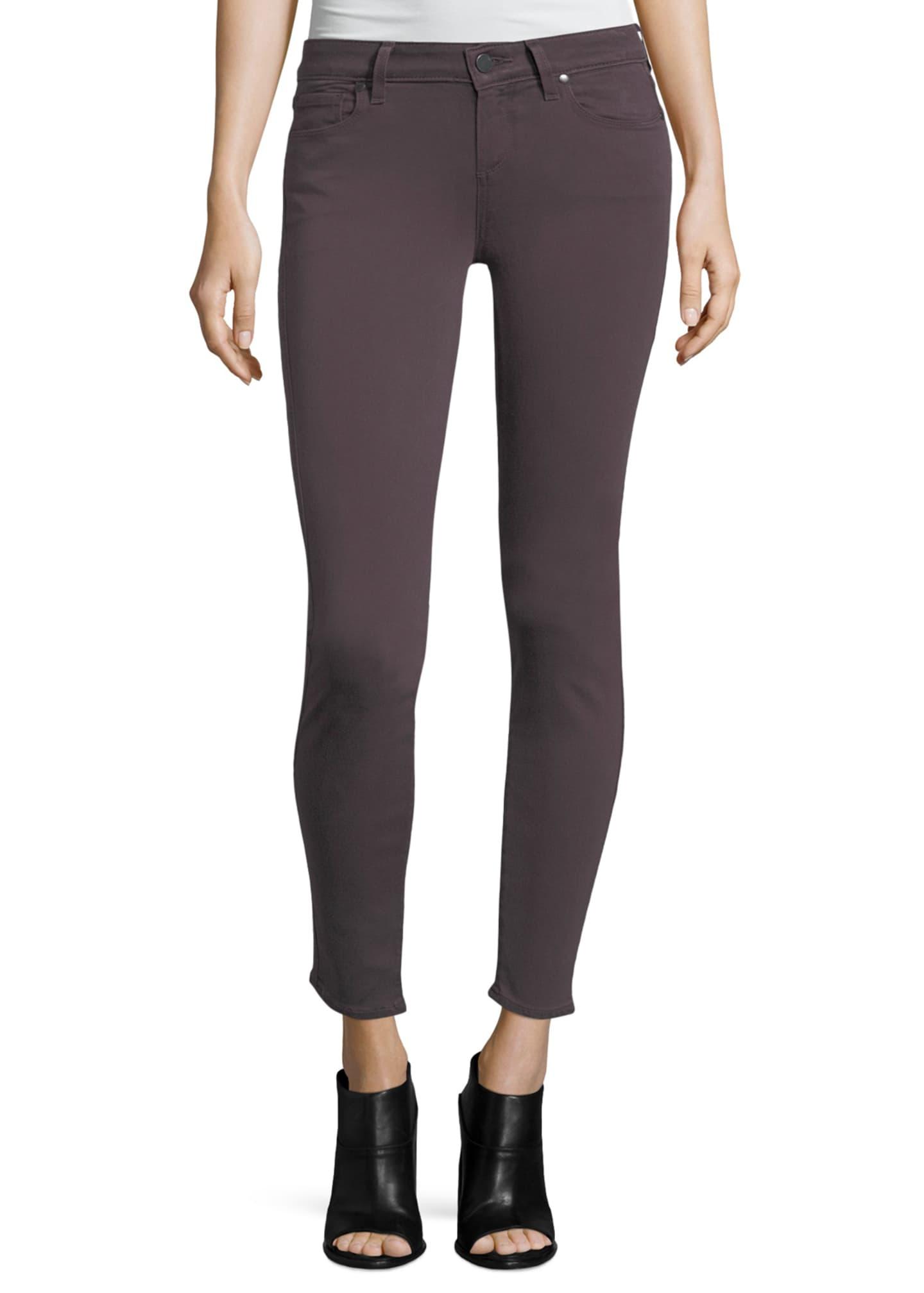 PAIGE Verdugo Skinny Ankle Jeans