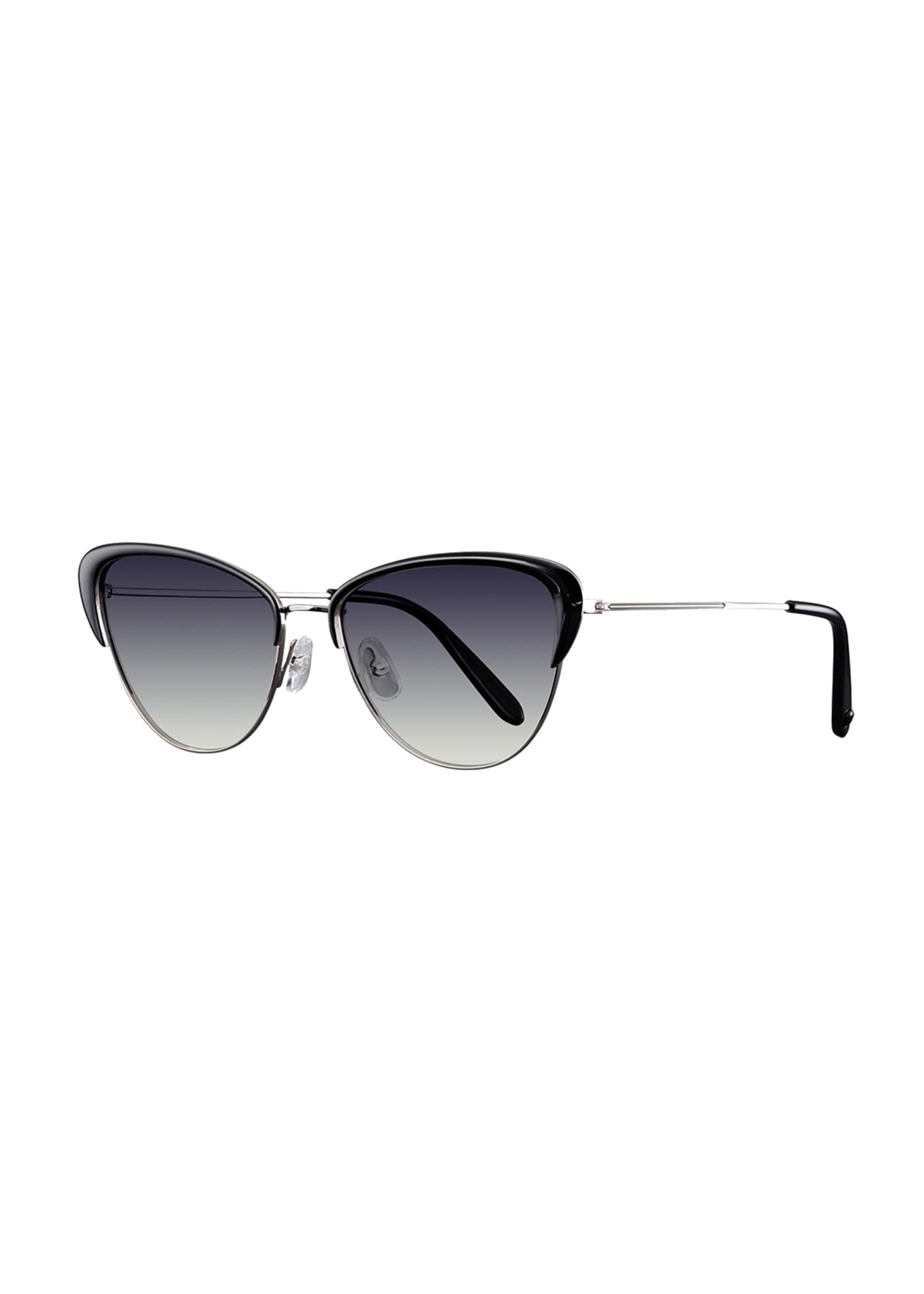 Garrett Leight Vista Cat-Eye Gradient Sunglasses