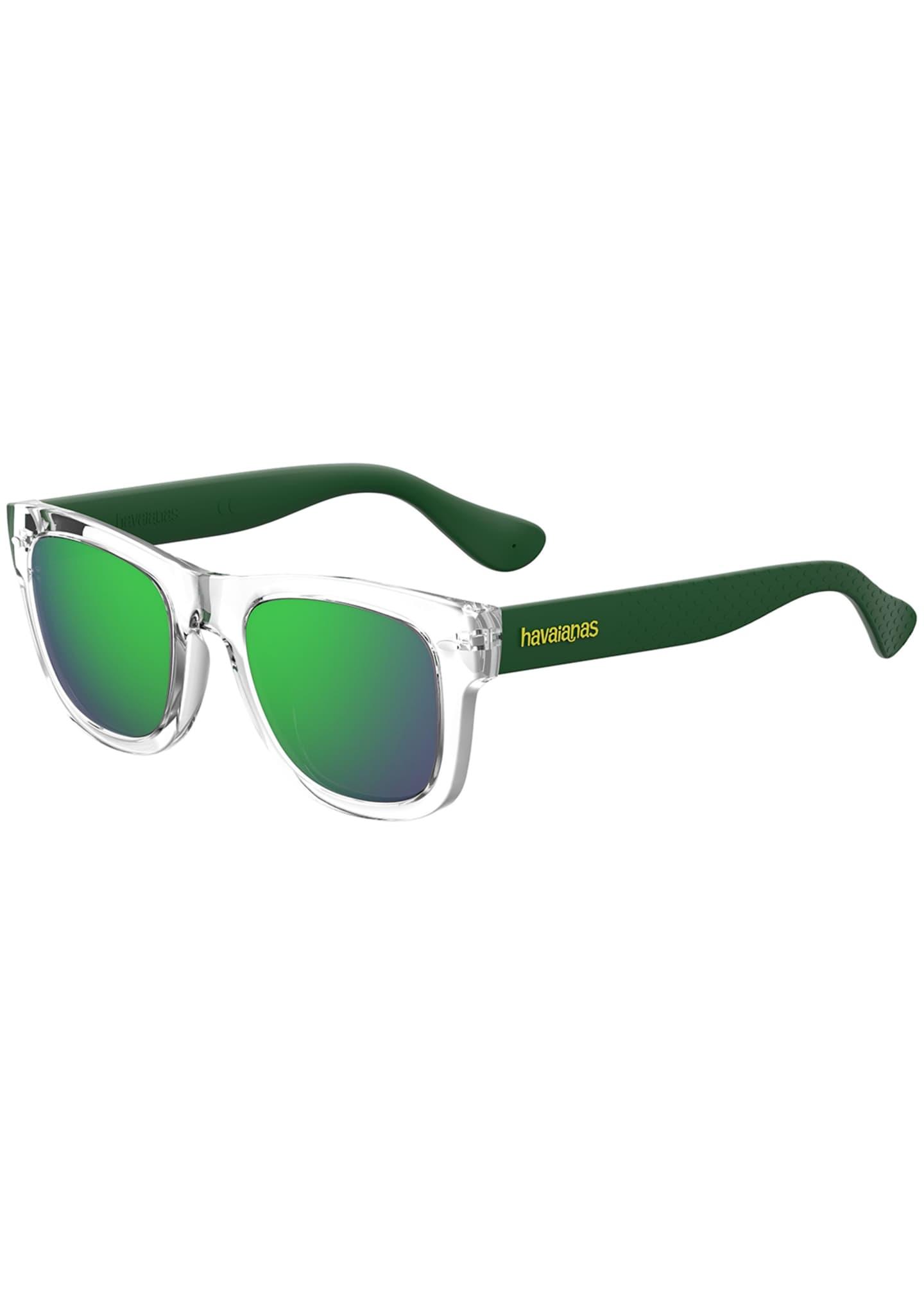 Havaianas Paratym Two-Tone Rubber Sunglasses