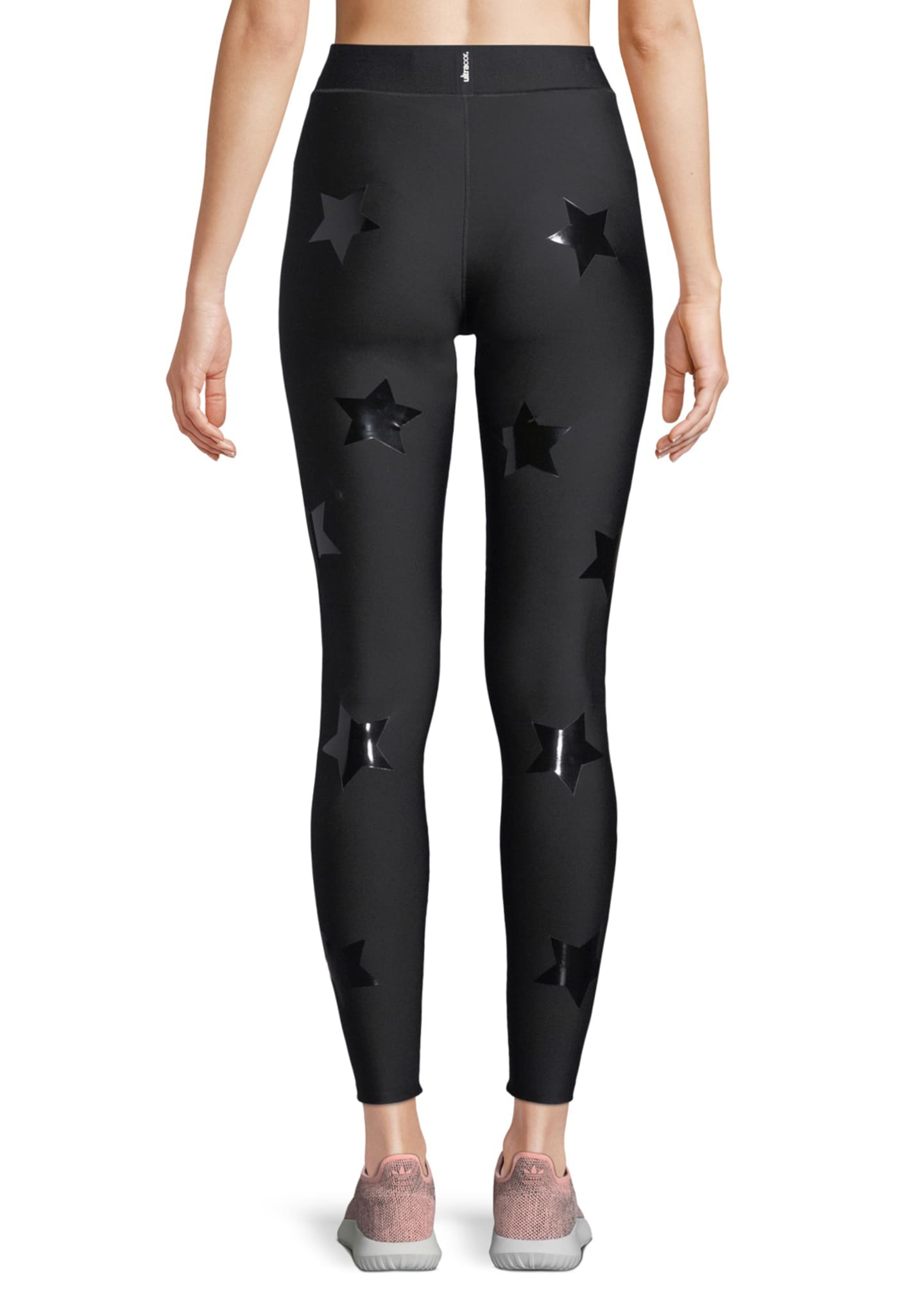 Image 2 of 2: Lux Knockout Ankle Leggings