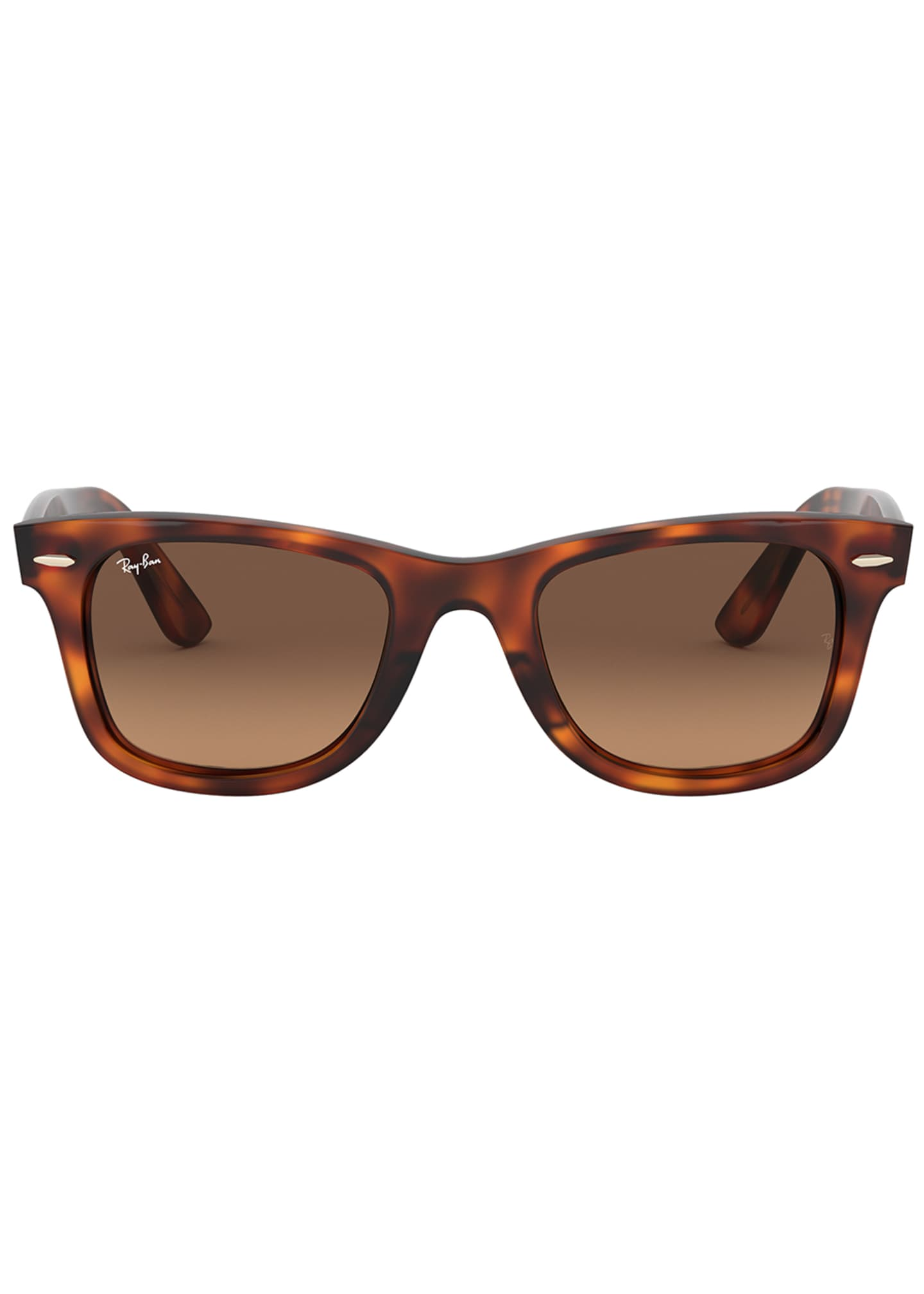 Image 2 of 2: Men's Wayfarer Ease Propionate Sunglasses