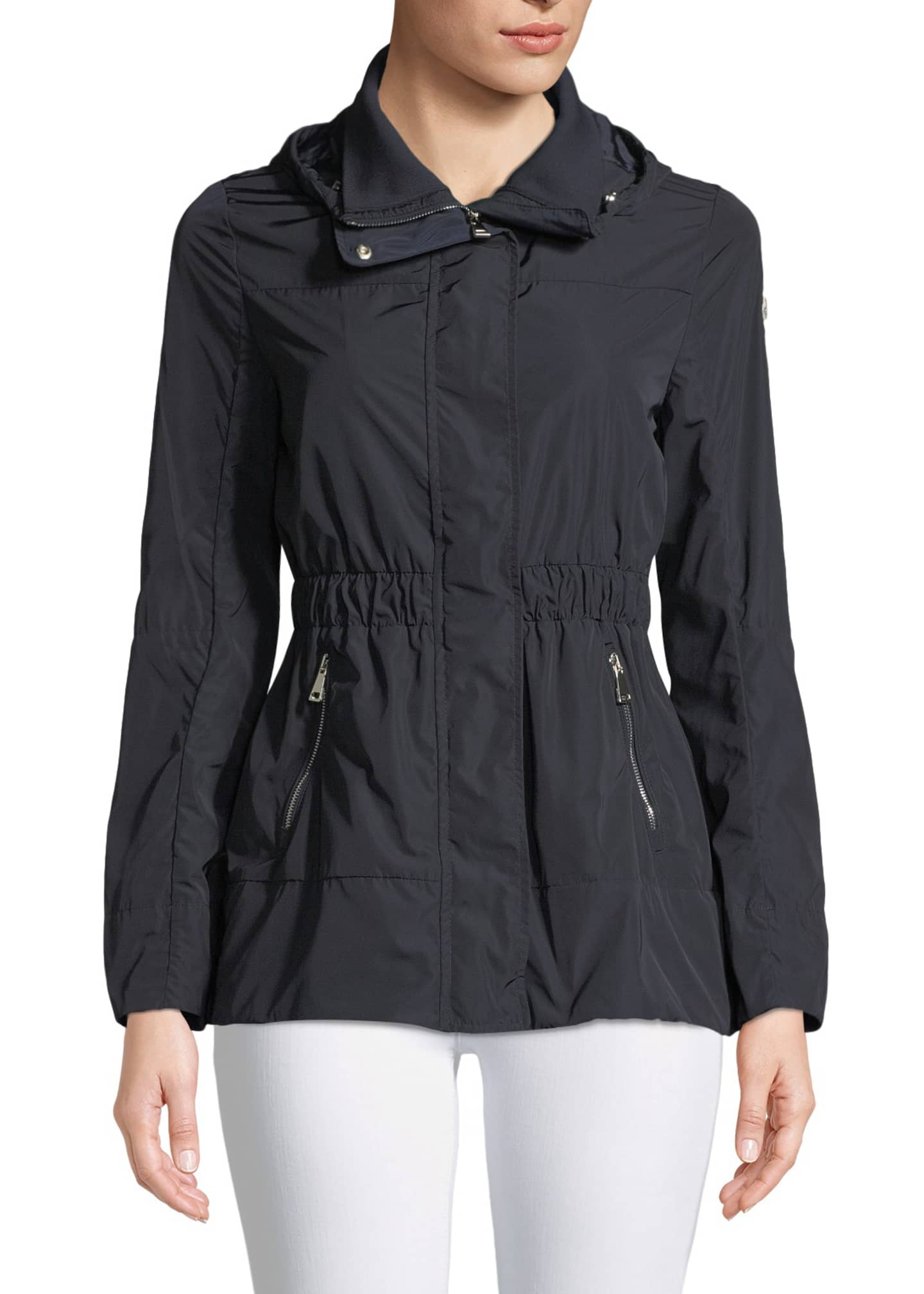 Moncler Disthene Utility Semi-Fitted Jacket