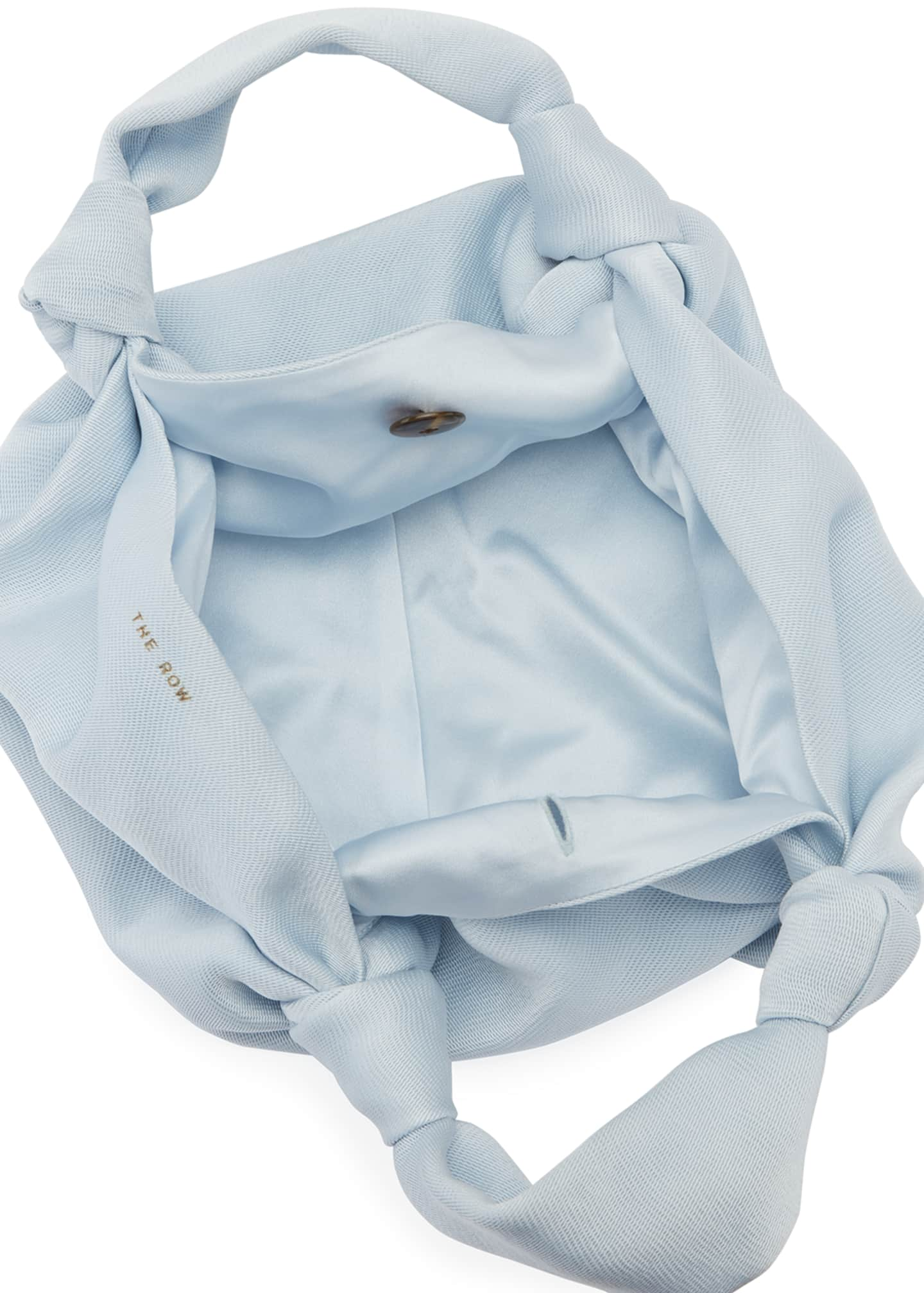 Image 2 of 2: Ascot Two Bag in Washed Satin